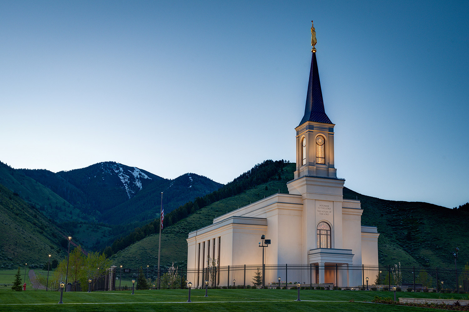 Image Gallery Nelson Electric Llc Blue Star Valley Temple Afton Wy